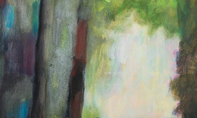 Offenes Atelier: Experimentelle Malerei
