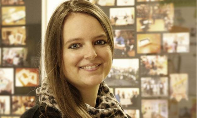 Neue Mitarbeiterin: Martina Look