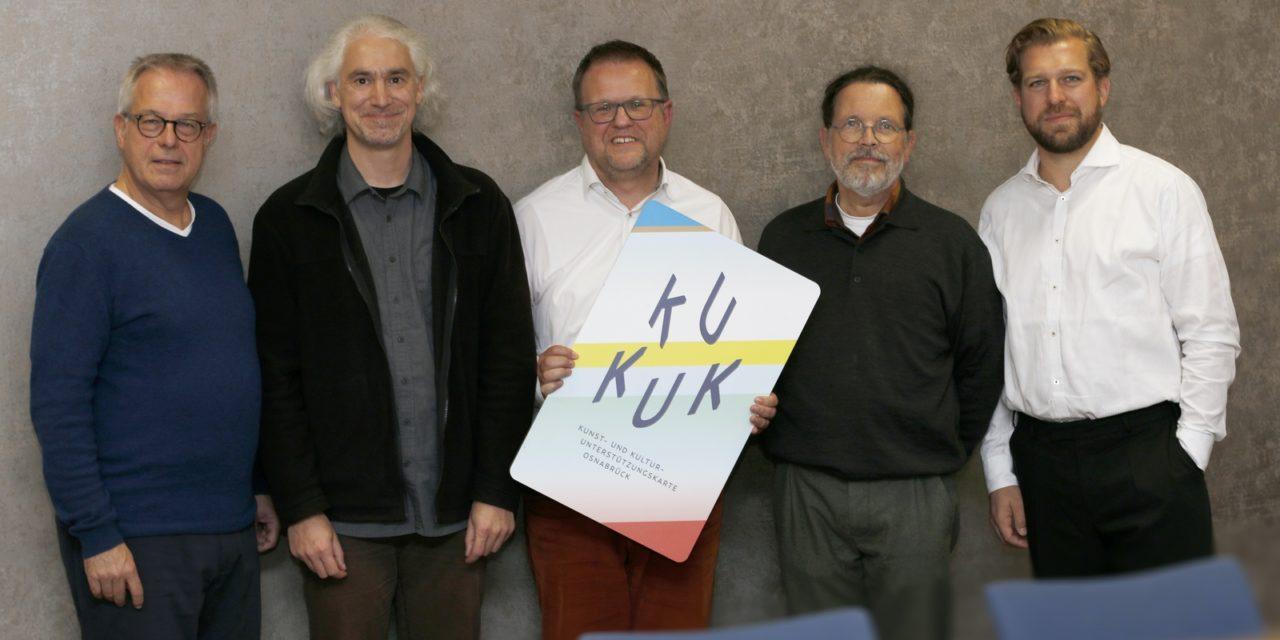 KUKUK-Botschafter Christoph Prégardien zu Gast im KUKUKsRUF
