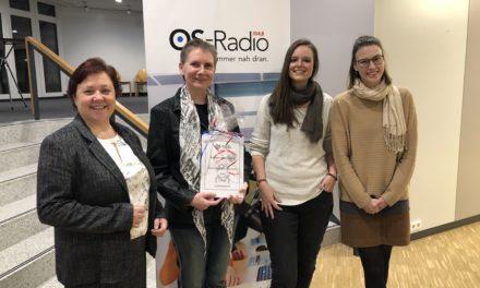KUKUKsRUF erhält Bürgerfunkpreis bei os-Radio 104,8