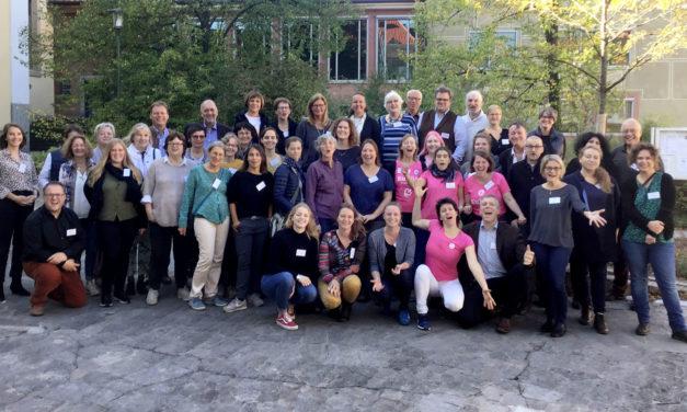 Offenes Jahrestreffen der BVKT in Würzburg