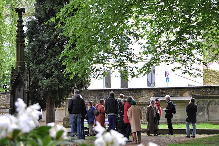 Hase- und Johannisfriedhof – Historische Stätten entdecken