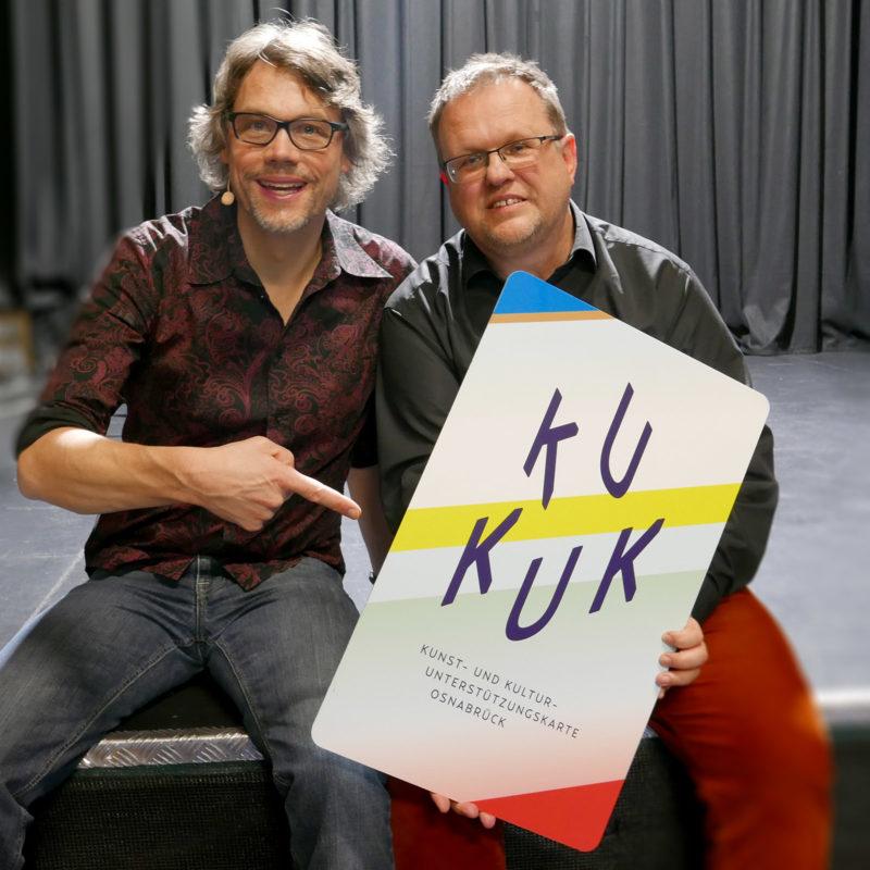 KUKUK-Botschafter Christoph Sieber kommt nach Osnabrück!